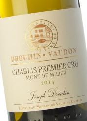 JOSEPH DROUHIN CHABLIS PREMIER CRU 2015