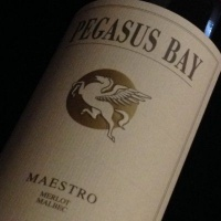 PEGASUS BAY MAESTRO MERLOT MALBEC CANTERBURY